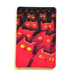 Magnet - Zběsilé kočky