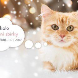 Vánoční Kočičí přání 2018 je za dveřmi