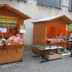 Vánoční trhy v Kralupech nad Vltavou