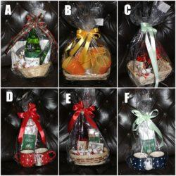 Dárkové balíčky pro tety a babičky :)