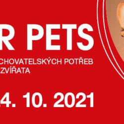 Výpomoc s přípravou veletrhu For Pets 2021